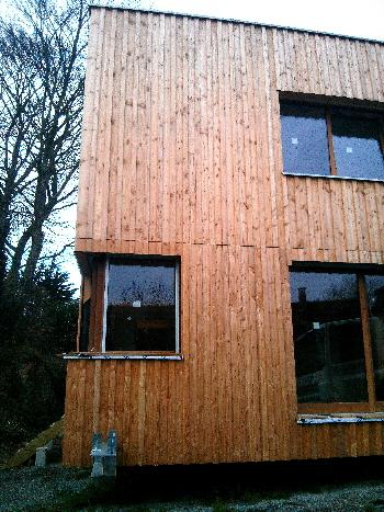 Mob st malo - Realisation plancher bois etage ...